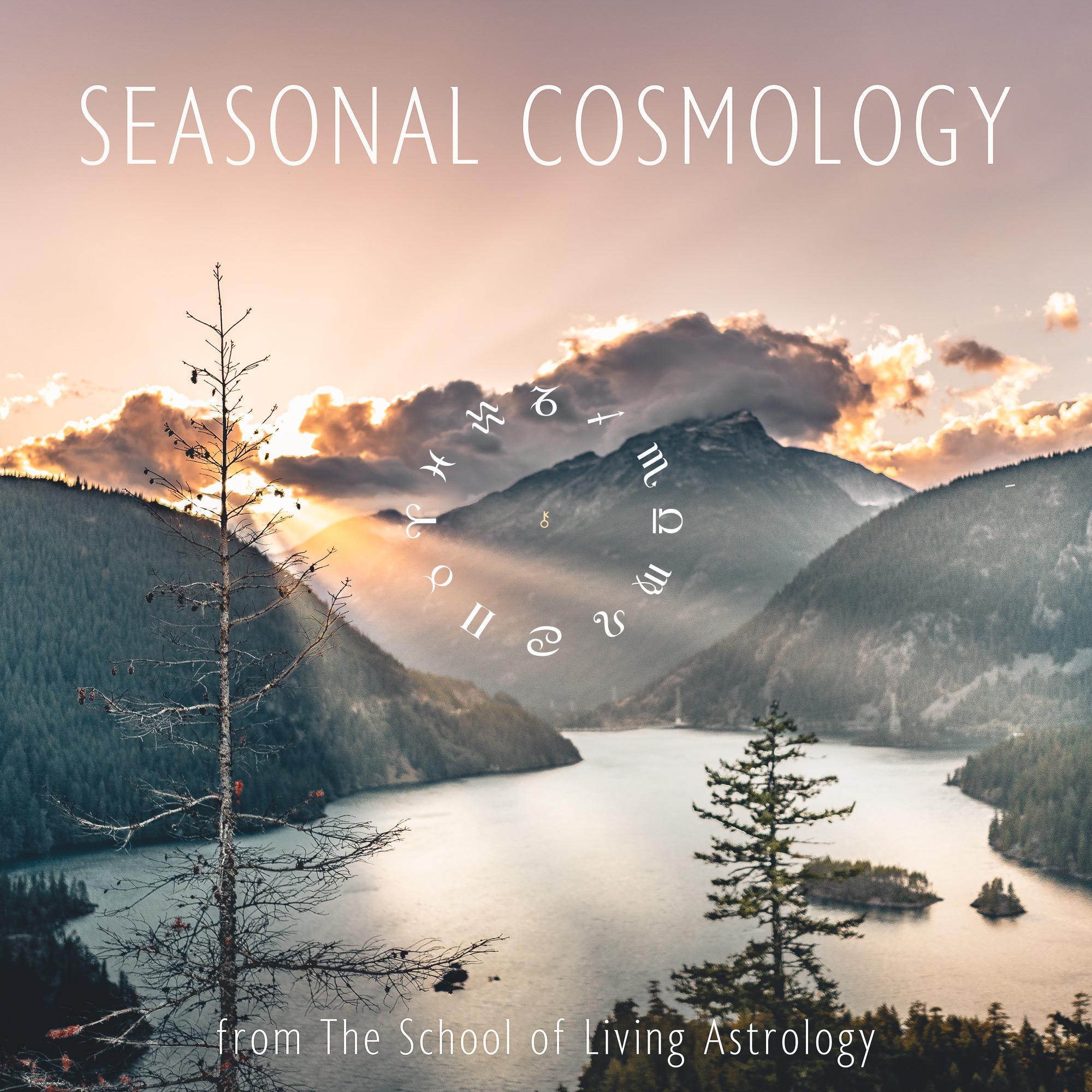 Seasonal Cosmology - The Chironium & The School Of Living Astrology